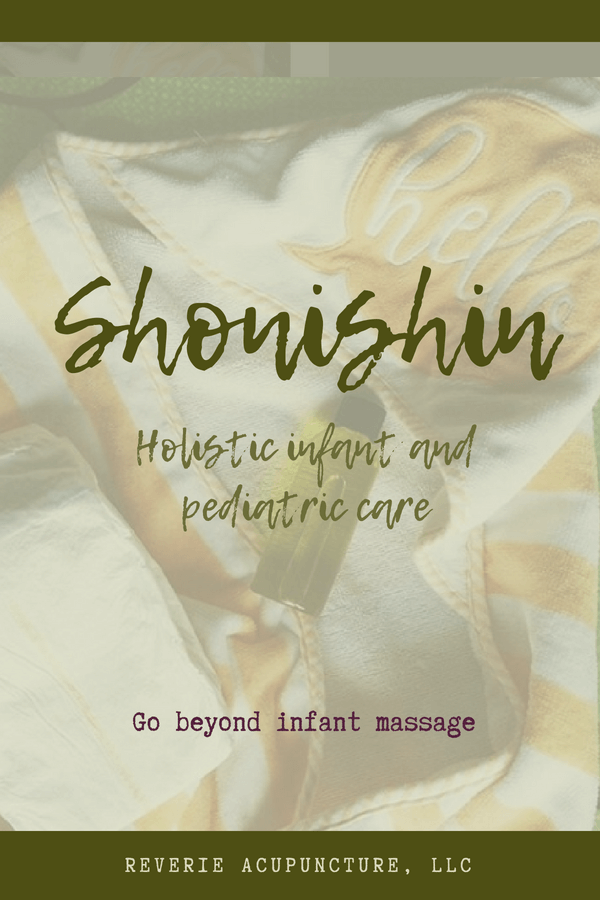 Go beyond infant massage