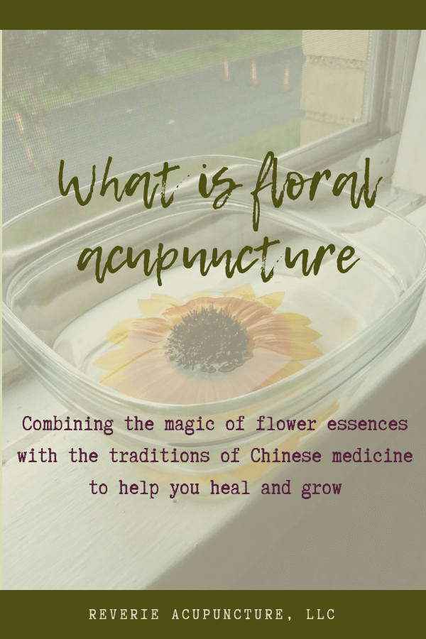 Combining the magic of flower essences with the traditions of Chinese medicine to help you heal and grow