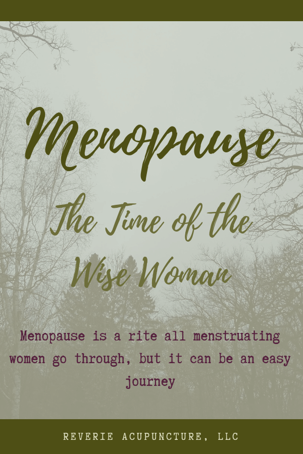 Menopause is a rite all menstruating women go through, but it can be an easy journey