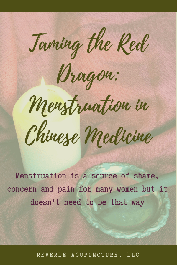 Menstruation is a source of shame, concern and pain for many women but it doesn't need to be that way
