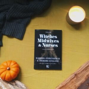 Witches, Midwives, and Nurses is a short, incredibly fast read that will have you rethinking the current medical establishment and traditional medicines. It will have you questioning things that you have held as truth your entire life. You'll find yourself reconsidering opinions on midwifery, the power of nurses (and witches) in healing, and the power of traditional medicines in general.