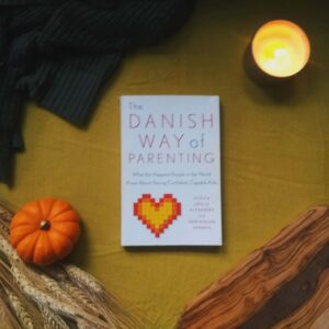 The Danish Way of Parenting by Iben Dissing Sandahl and Jessica Joelle Alexander was an eye-opening read for me regarding how I was raised and has shaped the foundation of how we have chosen to parent. Sandahl and Alexander work thorough an acronym of parent to discuss how the laid back but involved Danish parenting style helps raise resilient kids.