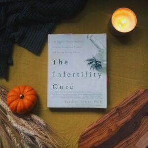 "In the Infertility Cure, Randine sets out basic care plans that can help boost your fertility. She does this through diet, herbs, self-massage, and acupressure through pattern diagnosis using the traditional ""10 questions"" and your BBT chart,"