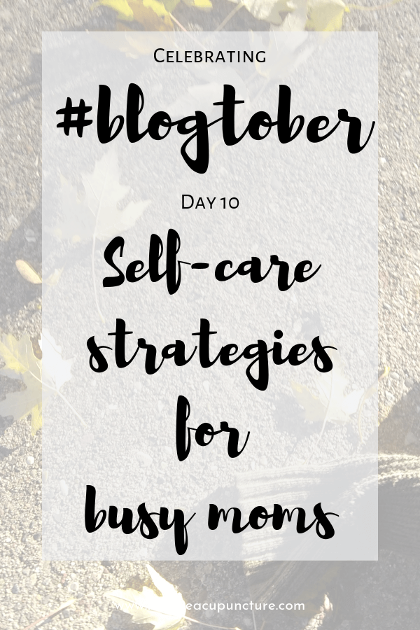 Self-care is a major part of health care. They are so enmeshed that it's difficult to separate them but as busy parents, we still remember to go to our physicals and get our teeth cleaned. While these big checkups are important, the little decisions we make every day have a bigger impact on our health than our dentists tut-tutting us about our flossing habit every six months.