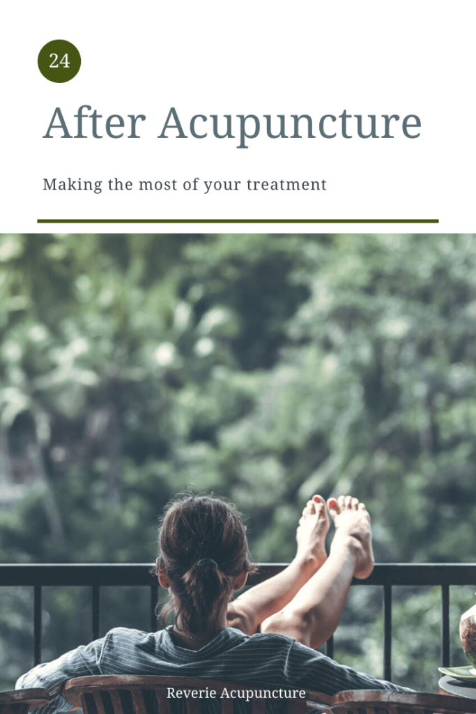 What happens after your appointment? What happens after an acupuncture appointment? Is there anything that you should know before you leave the office? ​Absolutely. In my experience as an acupuncturist, what happens outside of the treatment space is more important than what happens inside of it. The same is true for any practitioner. Your doctor's appointment won't help you get over your ear infection if you don't take your antibiotics. Your massage therapy appointment won't be effective for more than a week if you don't follow your practitioner's advice. ​After-care and homework are a vital part of any treatment plan. So here are six pieces of advice to help you get the most from your acupuncture treatment. Featured photo and cover image by Artem Beliaikin from Pexels