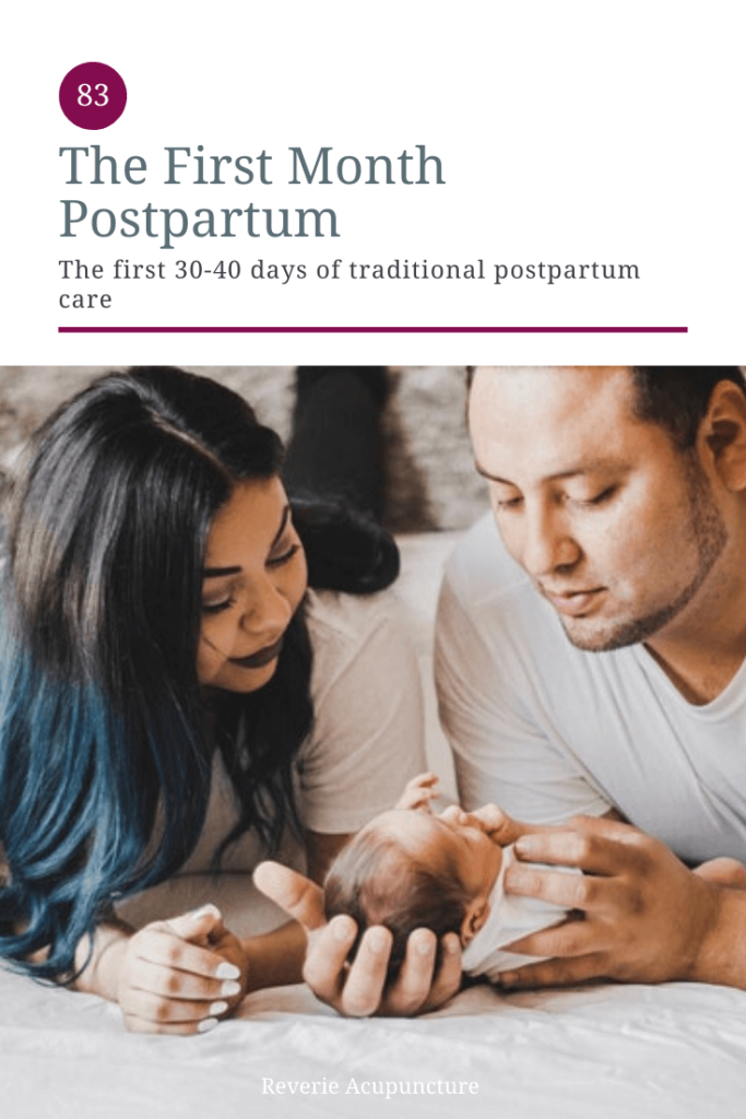 Postpartum care and the attitude towards postpartum recovery in this country is terrible. Part of the reason for our absolutely atrocious maternal mortality rate is that once a patient is sent home, that's typically the end of their care. There might be a postpartum checkup a couple of weeks later but that's the last time a patient will see their care provider until their next annual exam.  The first month of the postpartum period is the most important for recovery. Photo by Laura Garcia from Pexels